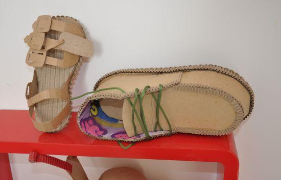 幼儿园鞋子制作步骤